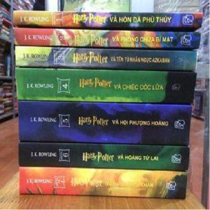 bộ sách Harry Potter