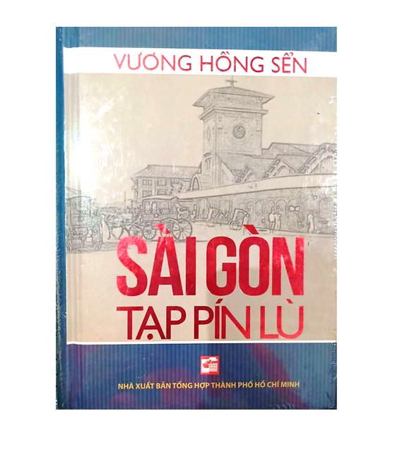 Tuyển tập sách của cụ Vương Hồng Sển